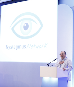 The Nystagmus Network undertakes a variety of awareness raising events