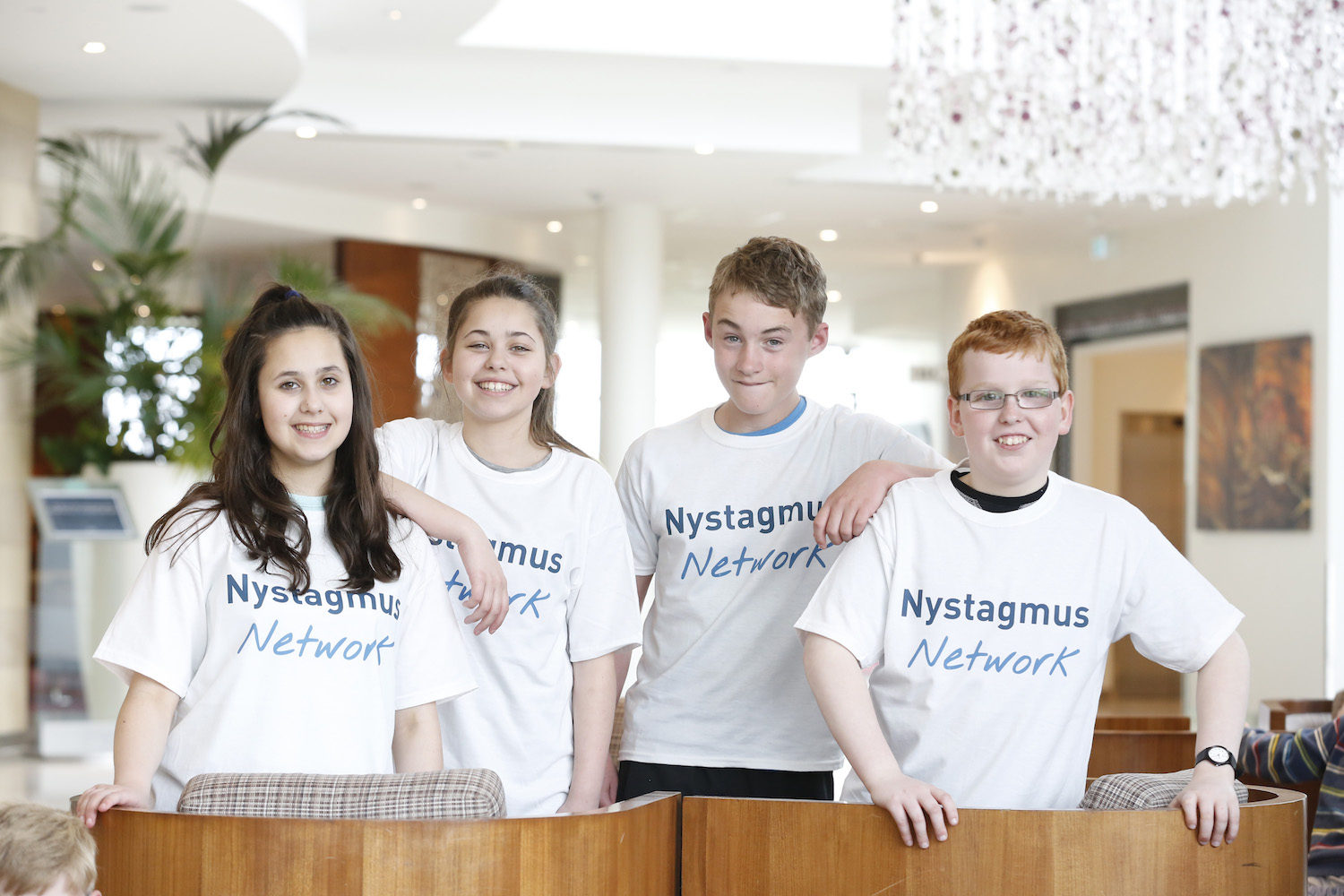 Volunteer for the Nystagmus Network