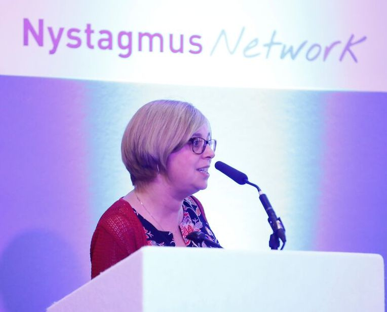 Nystagmus research news update from Dr Helen Griffiths at Sheffield University