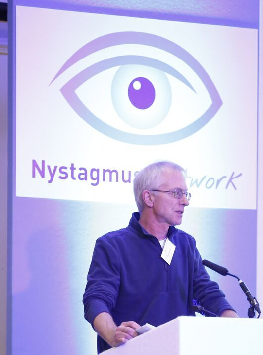 Nystagmus research update from Plymouth