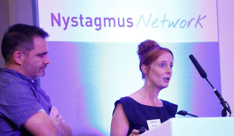 Nystagmus research update from Leicester
