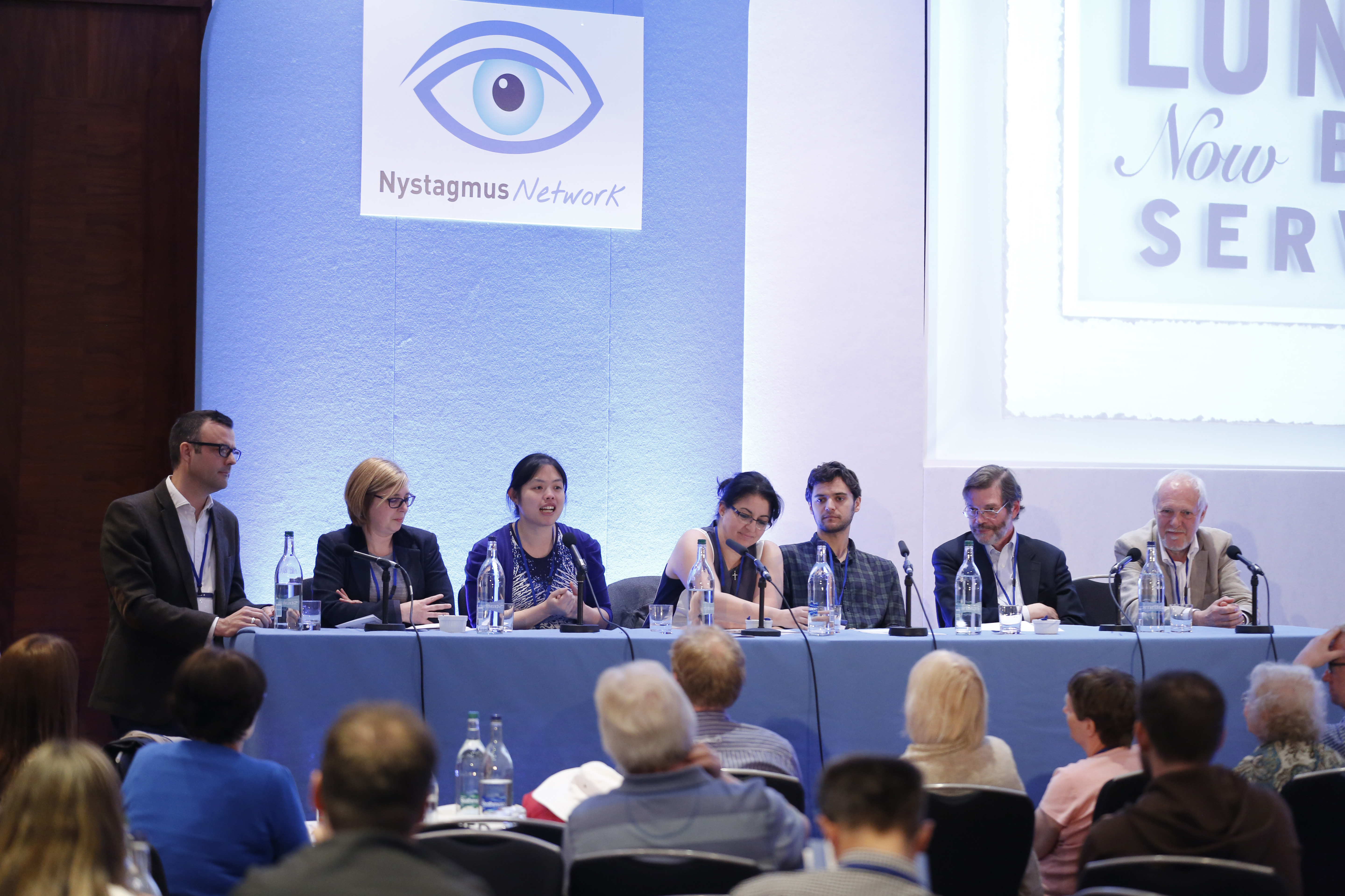Research investment by the Nystagmus Network