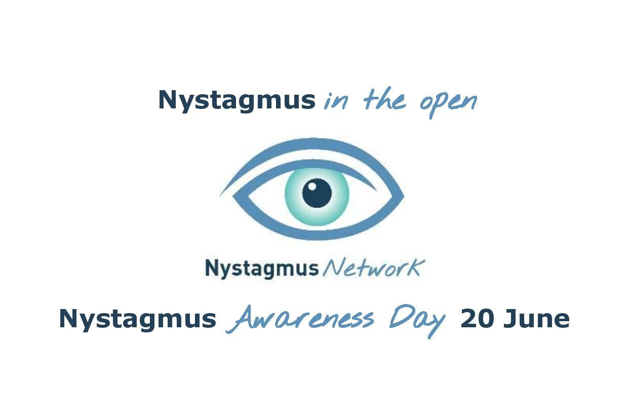 "Sign up for the ""Nystagmus in the Open"" thunderclap!"