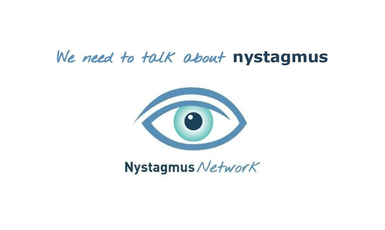 Every Wednesday is Nystagmus Awareness Day on Facebook