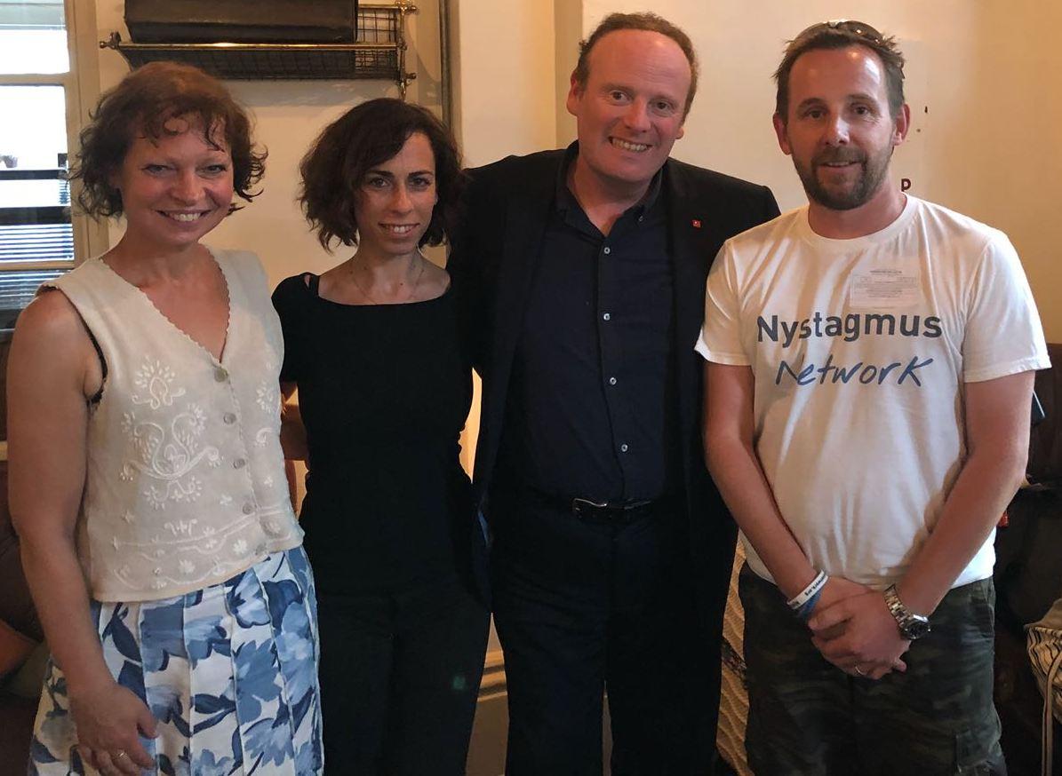 An inspiring meeting with David Katz
