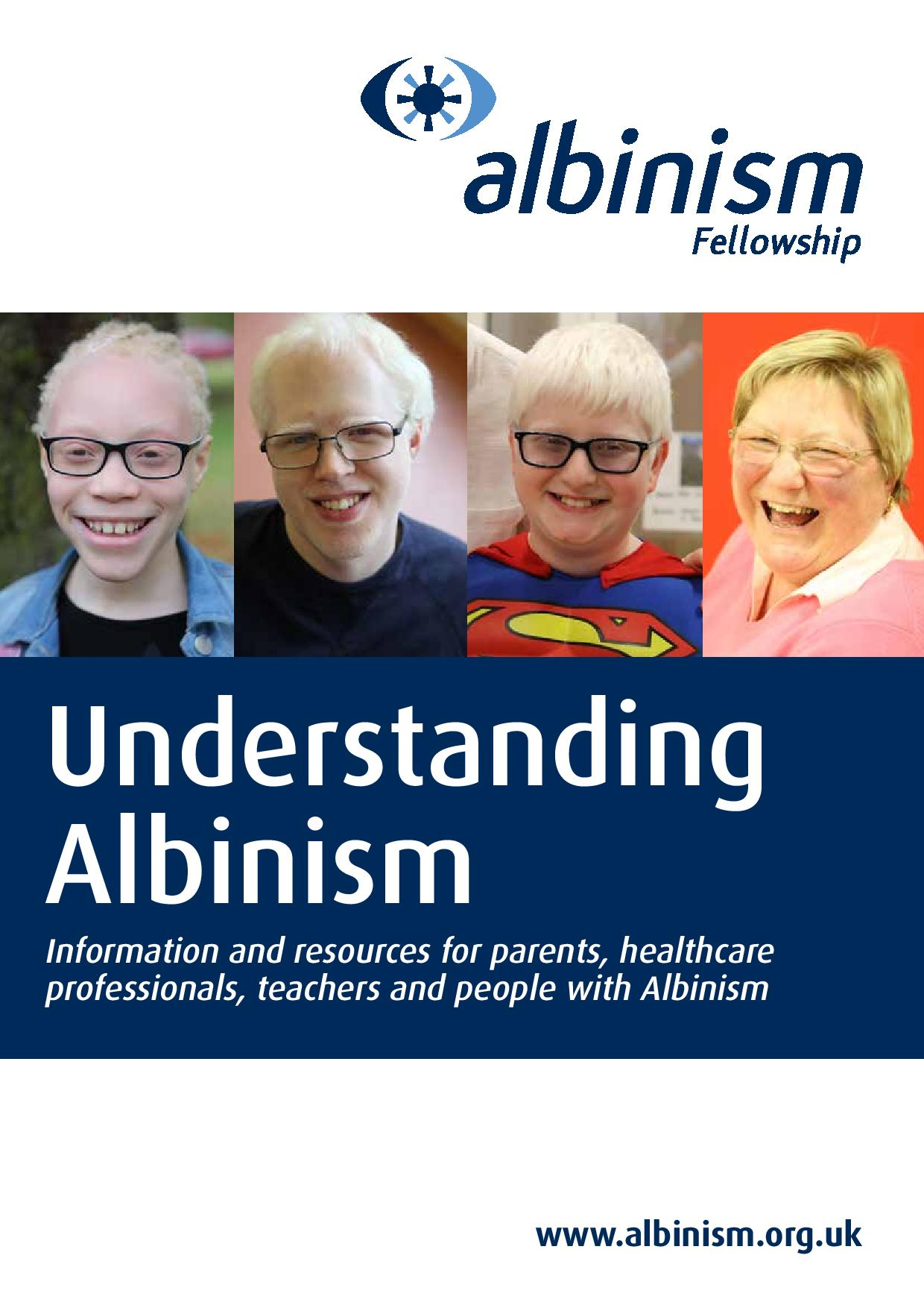 Albinism Awareness Day