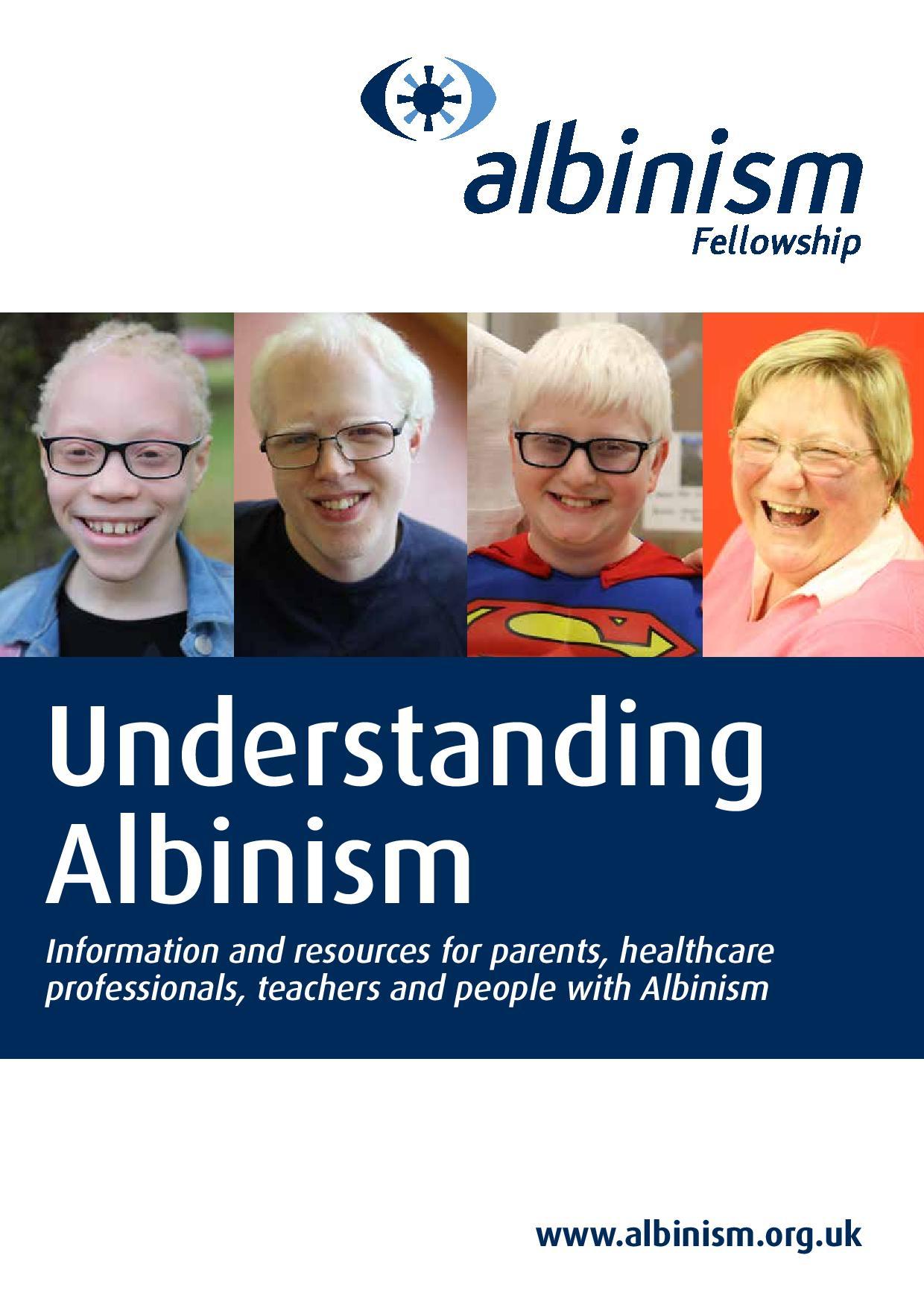 Albinism Awareness Day