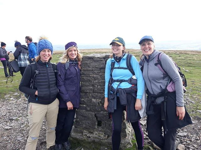 Yorkshire 3 Peaks – completed!