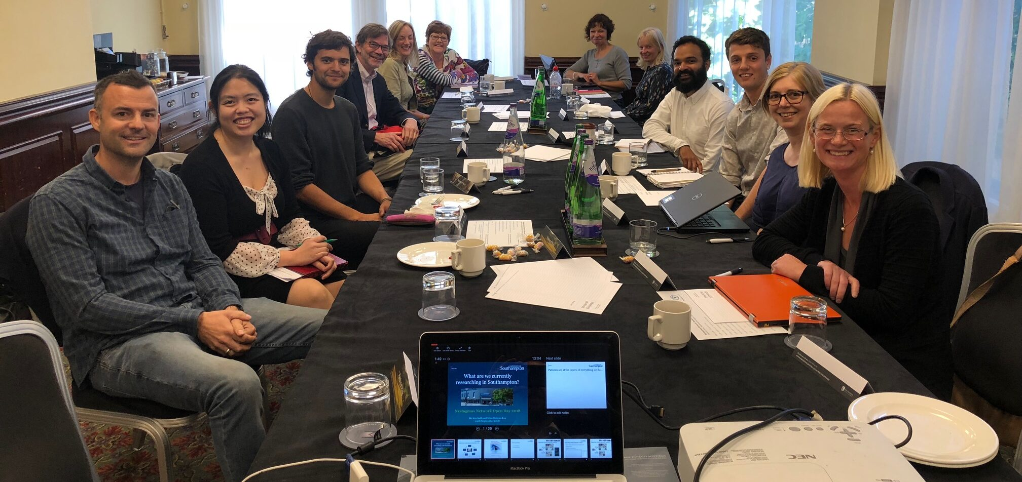 UK Nystagmus Research Meeting takes place