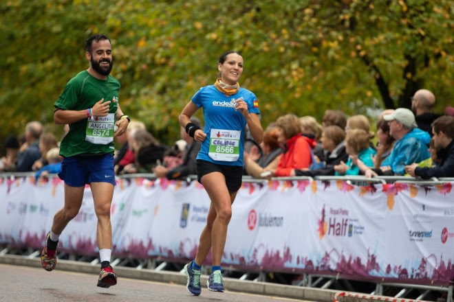 Run the Royal Parks for Nystagmus Network