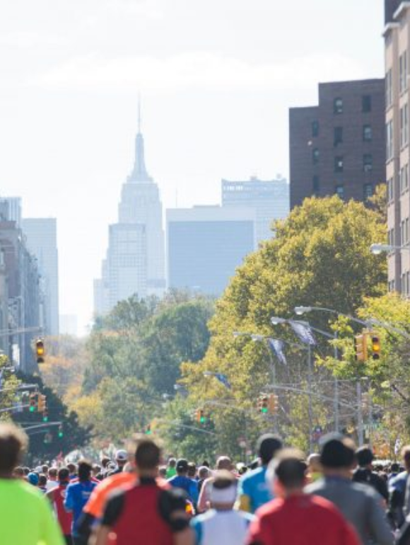 Want to run the New York marathon 2019 for us?