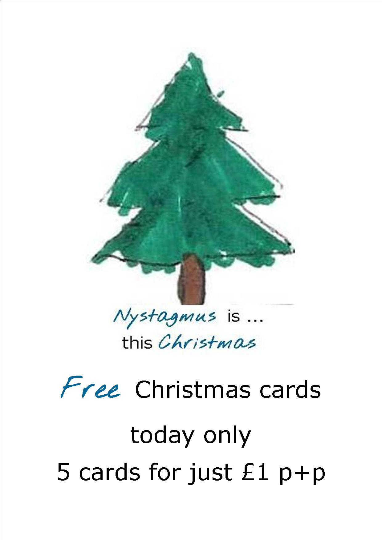 Nystagmus is … this Christmas – Nystagmus Network