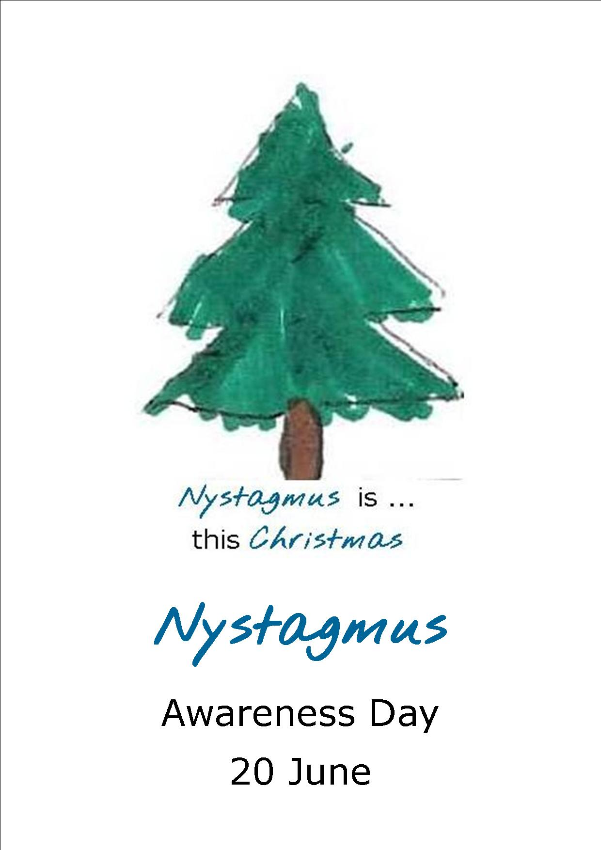 Nystagmus Awareness Day
