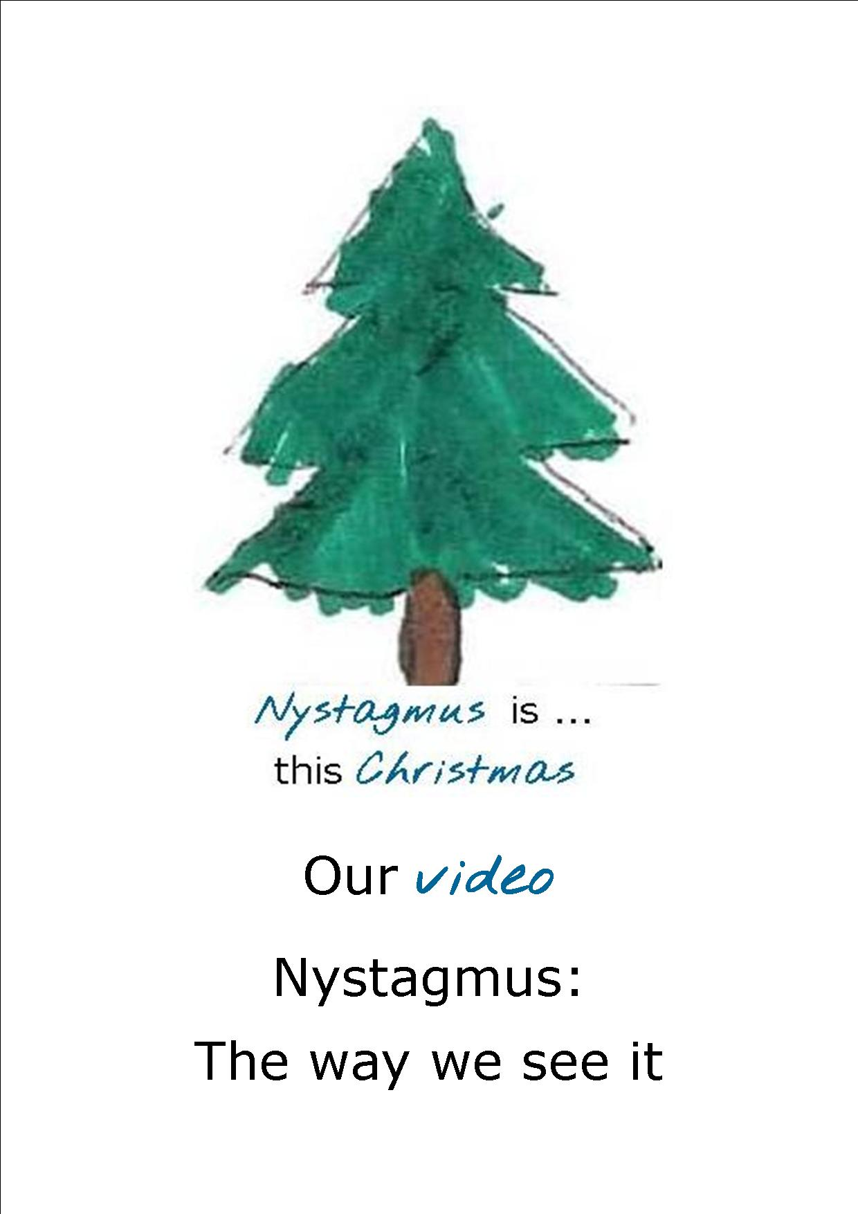 Nystagmus, the way we see it