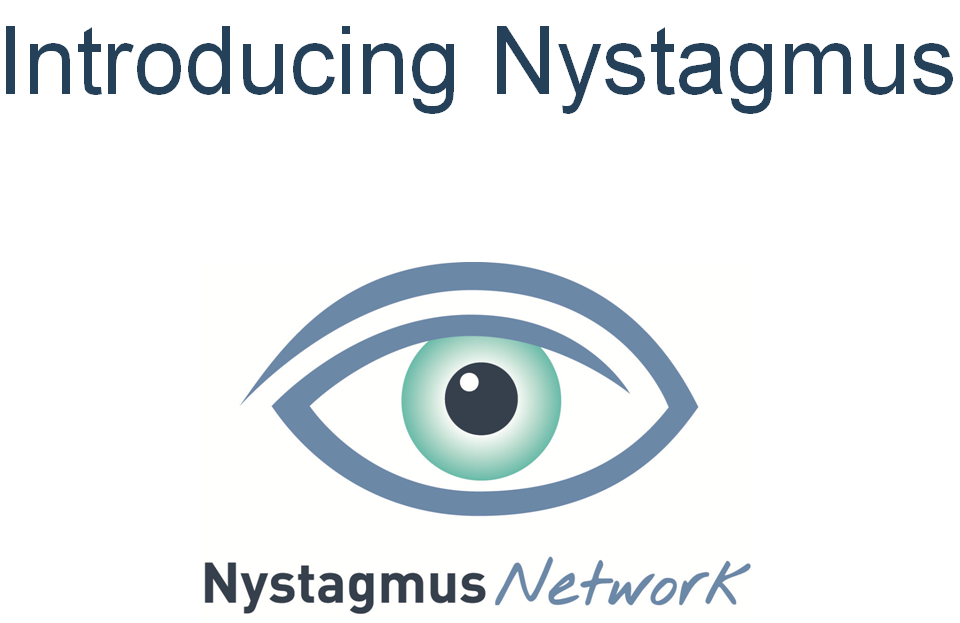 Raising nystagmus awareness in 2019