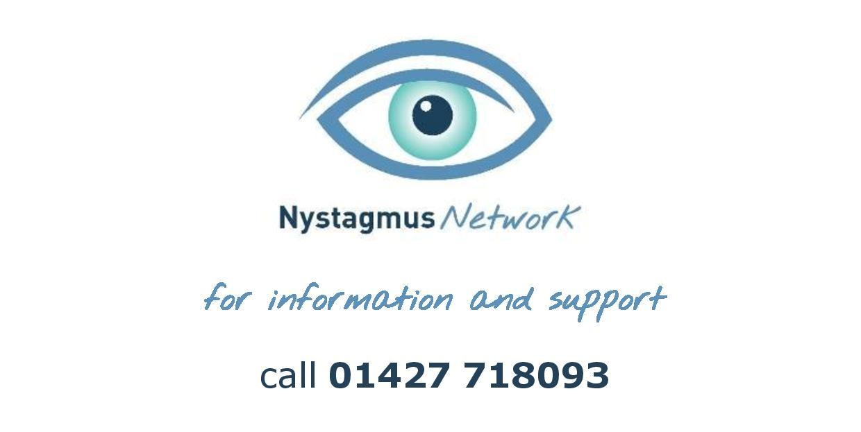 Nystagmus Network staff under lockdown