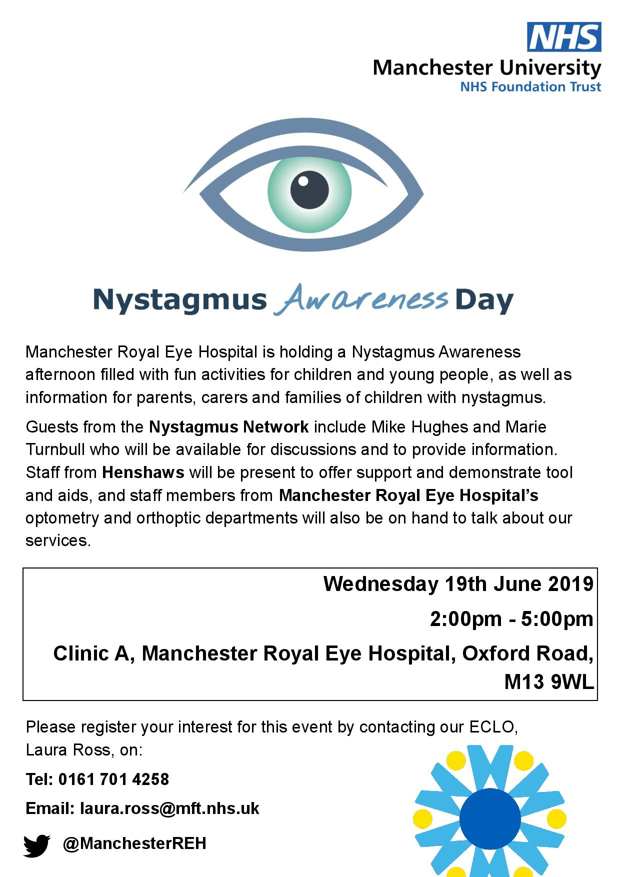 Our Manchester Event