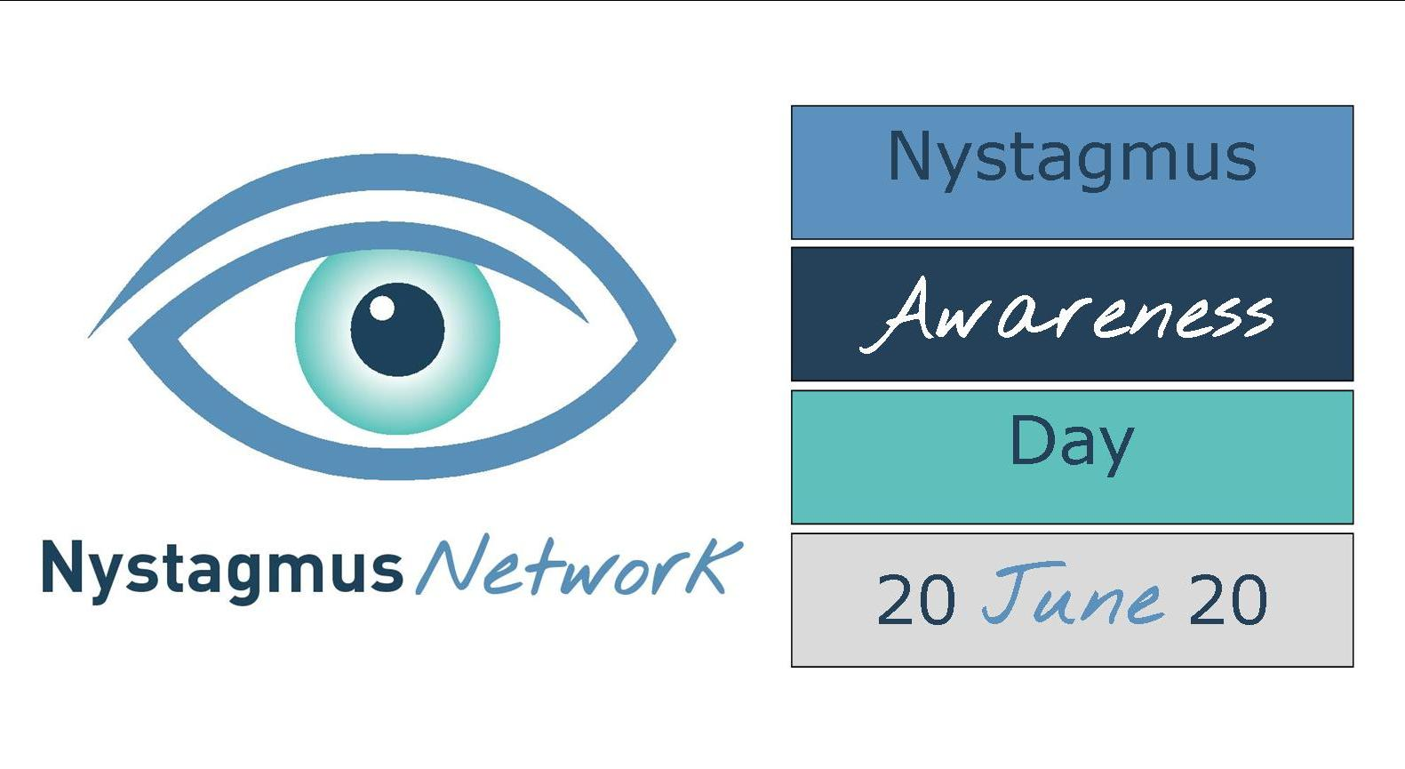 Nystagmus Awareness Day 20 June 20