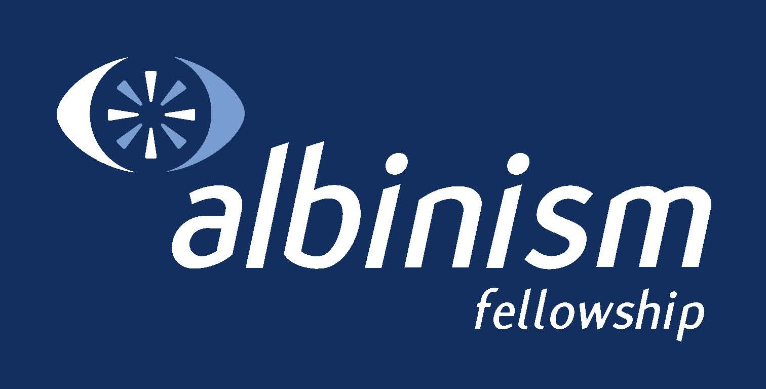 The logo of the Albinism Fellowship
