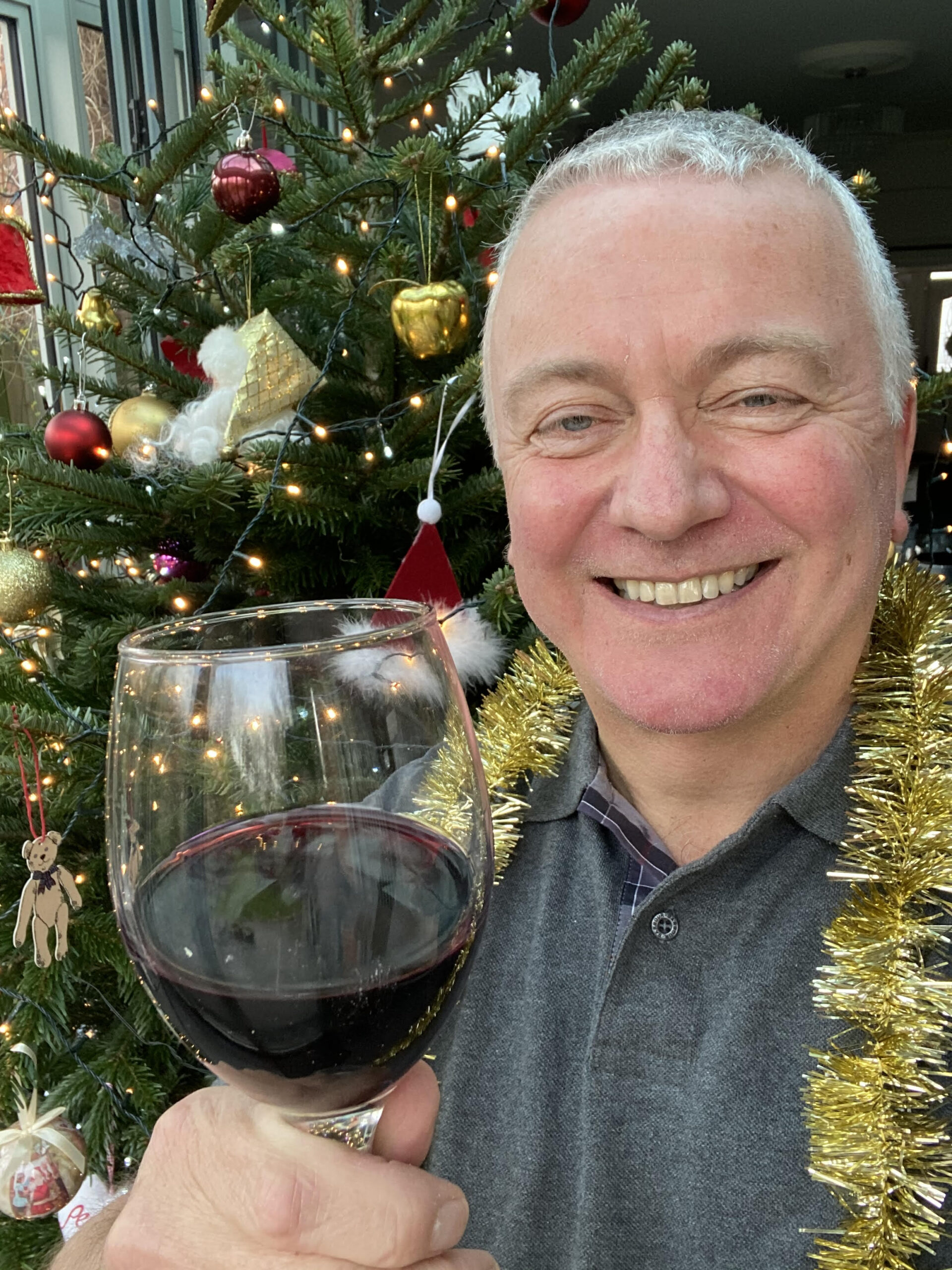 A Christmas message from Tim