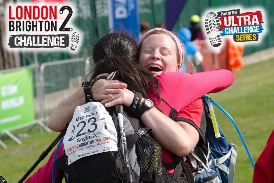 2 challenge participants embrace