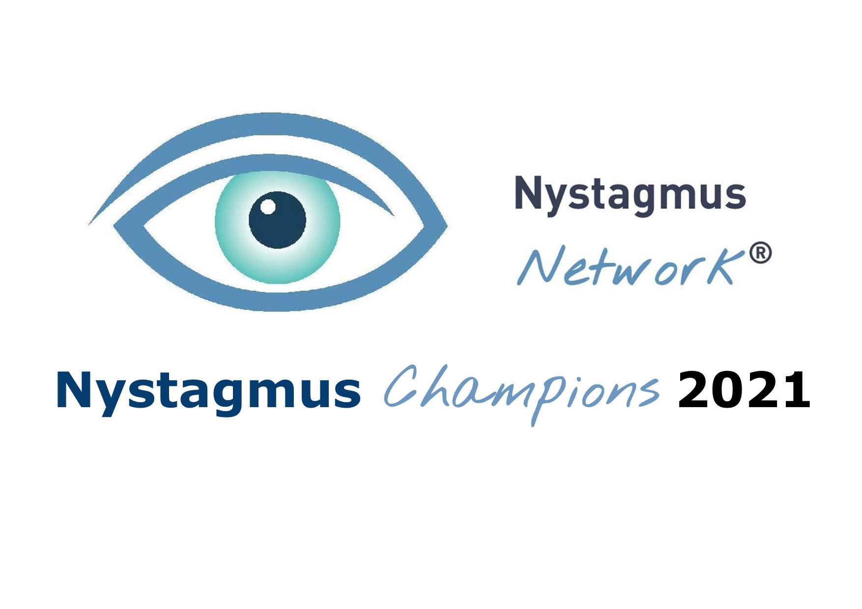 The Nystagmus Champions of 2021